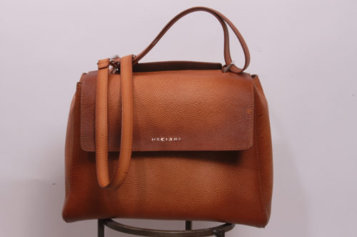 Orciani Leather Bag 2006 cuoio